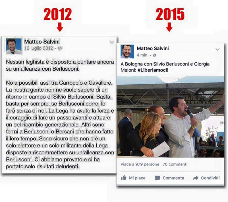 Hanno Finalmente Aboliti I Rimborsi Elettorali: #M5S: Curriculum Di Giorgia Meloni E Fratelli D'Italia