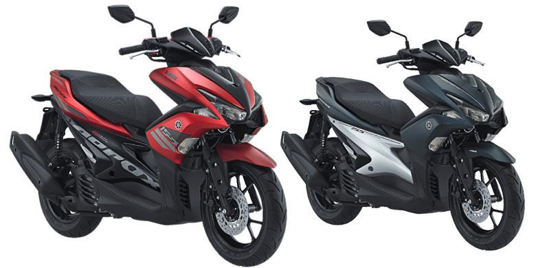 Yamaha Aerox 155, Spesifikasi dan Harganya