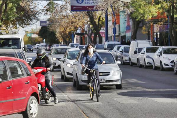 Al final se podrá salir a andar en bicicleta todos los días