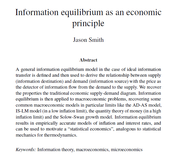 how equilibrium occurs using the as ad framework economics essay - macroeconomic equilibrium introduction macroeconomic equilibrium for an economy in the short run is established when aggregate demand intersects with short-run aggregate supply at the price level pe, the aggregate demand for goods and services is equal to the aggregate supply of output.