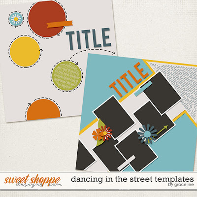 Dancing in the Street Templates