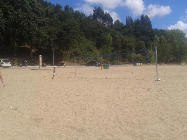 Campo de Volei