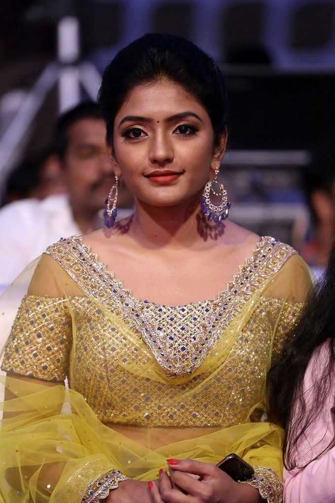 Eesha at Darshakudu Movie Audio Release Function