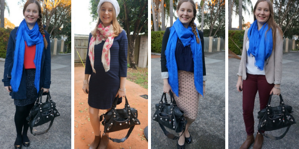 Black balenciaga part time bag in winter | awayfromtheblue