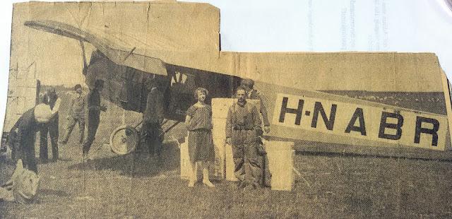 Brinkhoff, Pijl, Fokker F.III H-NABR