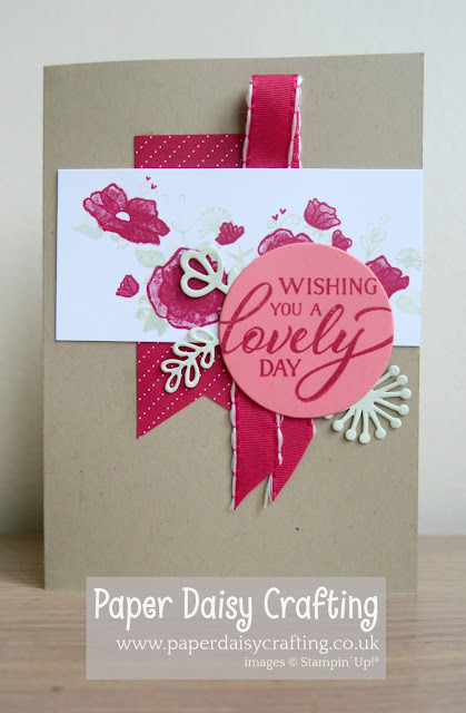 Forever Lovely Flowers Stampin Up