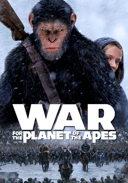 War for the Planet of the Apes 2017 Dual Audio Hindi 720p BluRay