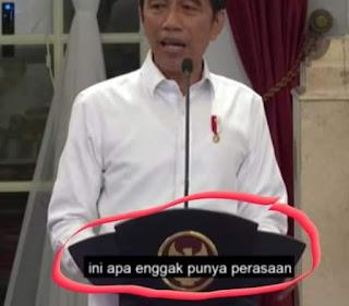 dr. Tifa: Video Jokowi Marah-marah, Justru Membuka Aib Pada Dunia