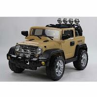 DoesToys DT7235 Jeep XL Mobil Mainan Aki
