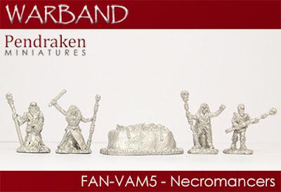 FAN-VAM5   5 x Necromancers