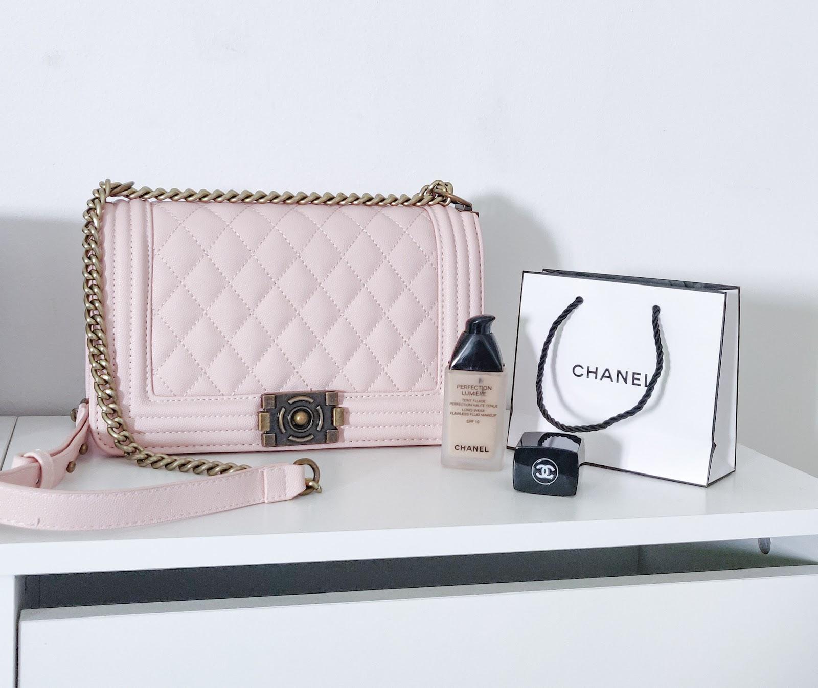 Imitazione borsa Chanel
