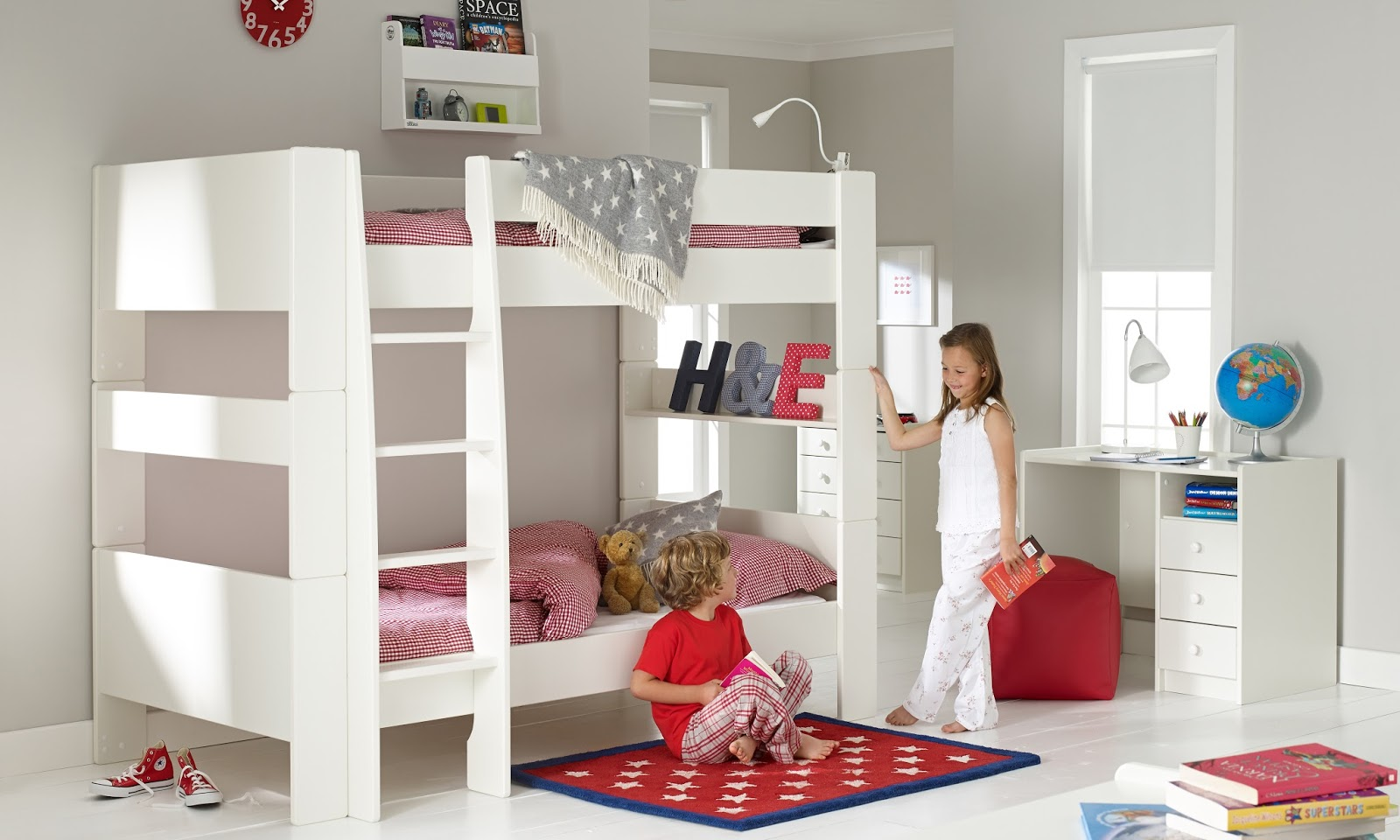 , Why You Should Choose a Bunk Bed and a Chance to Win a Solitaire Bunkbed