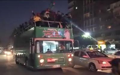 اتوبيس مكشوف, شوارع القاهرة, الترحيب بزيارة تركى ال الشيخ,