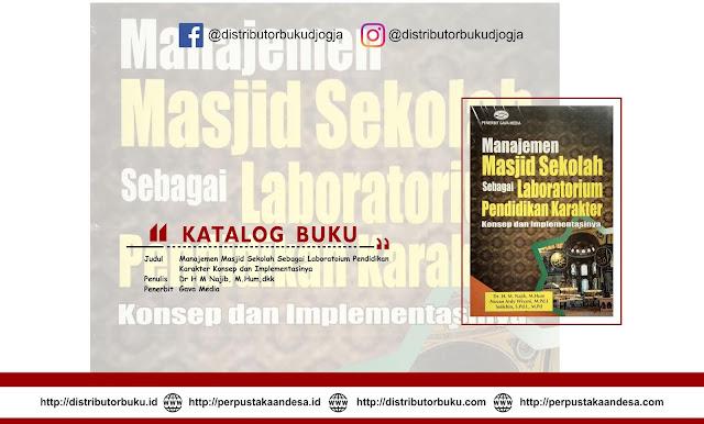 Manajemen Masjid Sekolah Sebagai Laboratoium Pendidikan Karakter Konsep dan Implementasinya