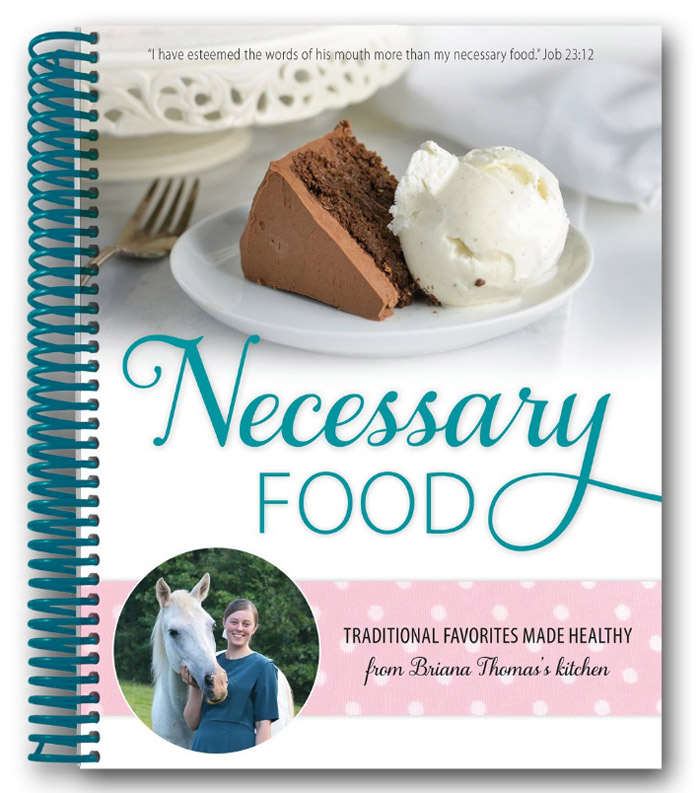 Brianna Thomas Cookbook