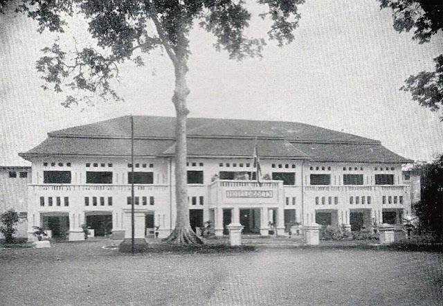 Sejarah Hotel Salak