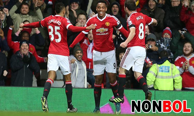 Cuplikan Gol MU 3-0 Stoke City | Liga Inggris Pekan 23