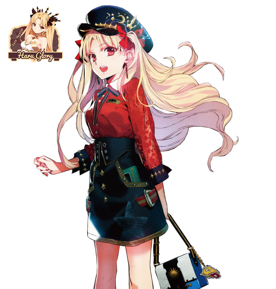 Tohsaka Rin 483 (Ereshkigal)