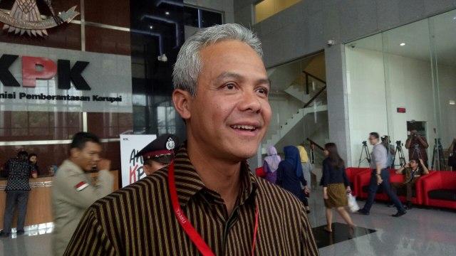 Ganjar Pranowo dan Bupati Morowali Utara Dipanggil KPK Terkait Kasus e-KTP