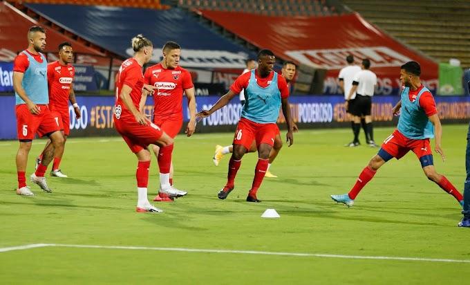 ¡Por la consolidación! Con estos convocados, Independiente Medellín va por un nuevo botín ante Jaguares