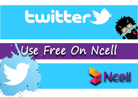 How to Use Free Twitter For Ncell in Nepal