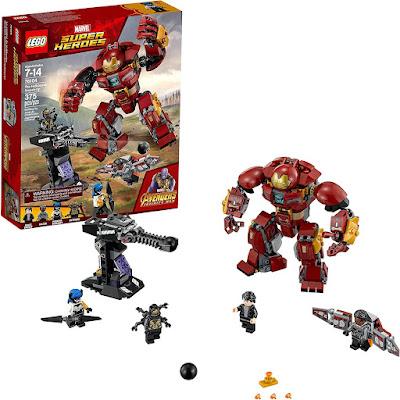 Lengkapi Koleksi Anda Dengan Deretan Lego Marvel Berikut