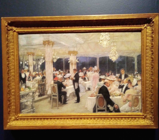 Paris 1900 Exhibition Review Portland Art Museum