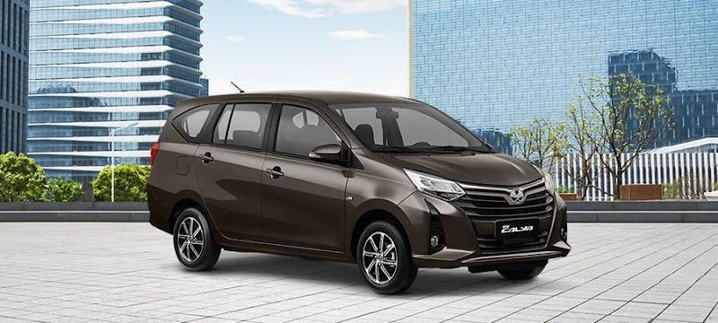 Review  Singkat Mobil Bekas Calya