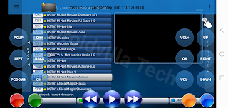 Hacked dstv configuration settings