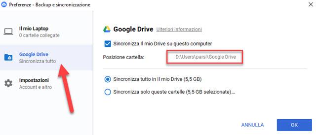 posizione-cartella-google-drive