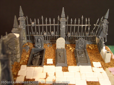 Project Log: The Tombs of Tithing, Part 5