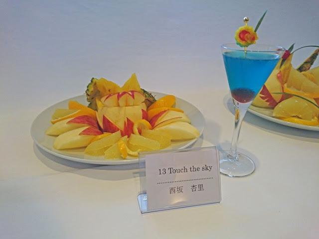 第21回沖縄カクテルコンペティションの作品の写真