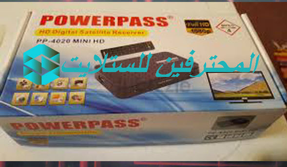 فلاشة الاصلية اPOWERPASS PP- 4020 MINI HD