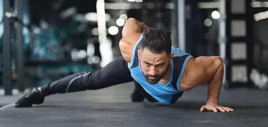 How to do Biceps Workout at Home without Equipment -MergeZone