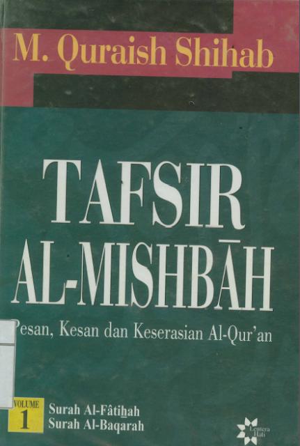 pdf tafsir alquran almishbah quraish shihab