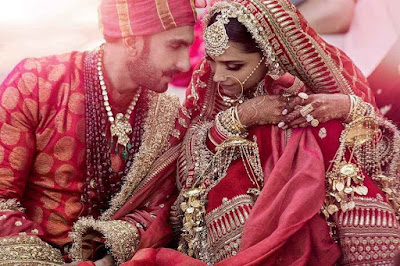 How much did Deepika Padukone's Lehenga and Mangalsutra cost