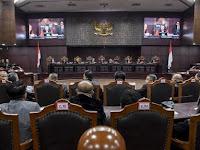 Permohonan PHPU Ditolak, Jokowi-MA Dinyatakan sebagai Paslon Presiden/Wapres Terpilih