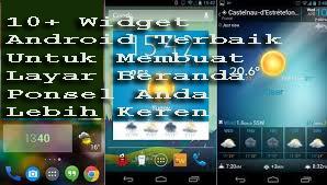 6 Widget Android Terbaik Untuk Membuat Layar Beranda Ponsel Anda Lebih Keren 1