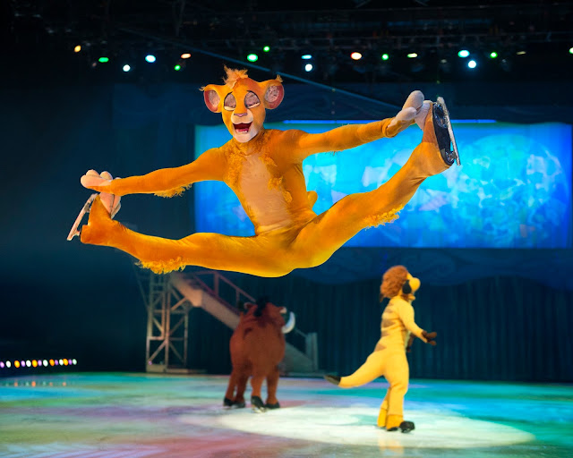 disney on ice The Lion King