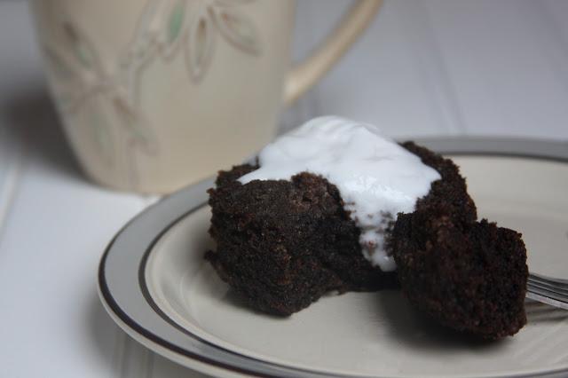 Aip Chocolate Mug Cake