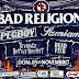 Rock Station: Bad Religion, Pegboy, Samiam, Teenage Bottlerocket e Dead Fish confirmados no festival!