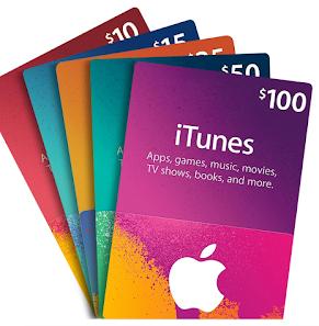 iTunes Gift Card Code Generator Free [No Human Verification]