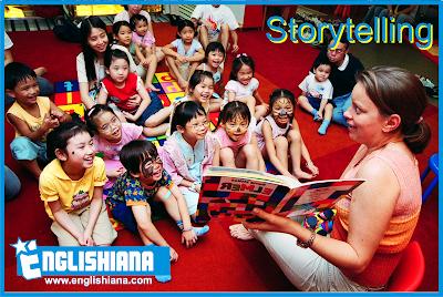 Pengertian storytelling dan contoh storytelling pendek dalam bahasa Inggris