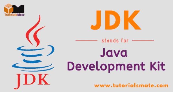 JDK Full Form