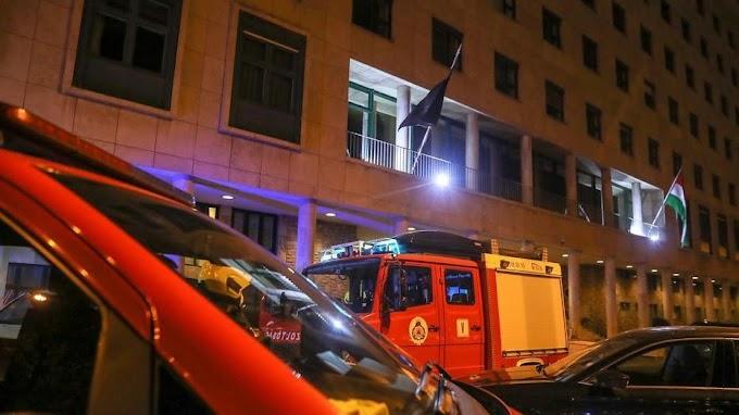 Rendőrségi eljárás indult a képviselői irodaházban működésbe lépett füstgránát miatt: ez a gyanú