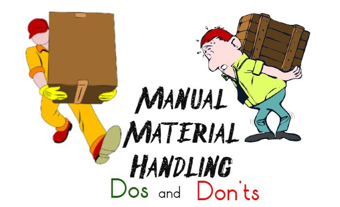 Manual Material Handling Safety Dos and Don'ts