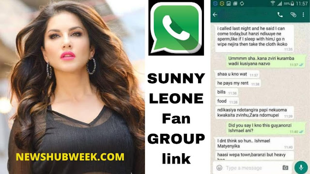 Join 20+ Sunny Leone Fans WhatsApp Group Links latest update