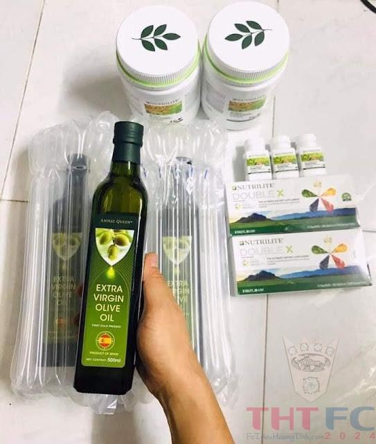Góc chia sẻ về dầu Olive Extra Virgin Oil