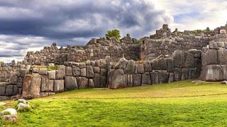 dünya'daki en popüler gezilecek yerler inka kalesi