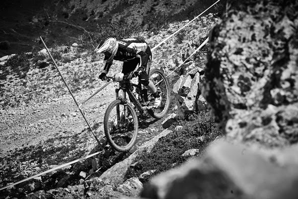 2014 Enduro World Series: Valloire, France - Day 2 Highlights